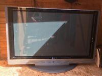 LG 50PC1D 50 inch plasma tv
