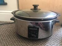 Morphy Richards slow cooker (never used)