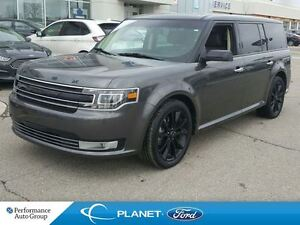 2016 Ford Flex Limited MOONROOF LEATHER NAVIGATION
