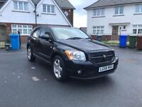 Dodge Caliber 2.0 TD Diesel SXT Sport, Cheap To Run And Insure, great family car