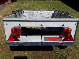 Erde camping trailer