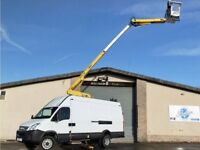 Cherry picker for all property maintaince