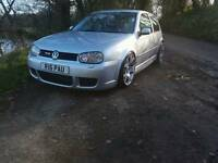 Golf mk4 parts genuine r32 kit, front mount and more