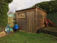 Garden Shed - great condition 8x10