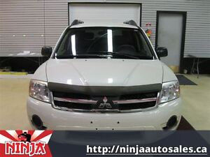 2007 Mitsubishi Endeavor SE AWD And Winter Tires