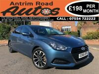 2016 HYUNDAI I40 SE NAV 1.7 CRDI ** AUTOMATIC ** LOW MILES ** BUY FROM HOME TODAY ** FREE DELIVERY