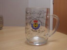 Scotland Glass Mug