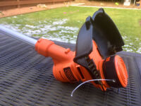 Black+Decker Trimmer/Edger ST4525. Excellent condition. Almost new.