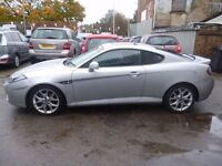 Hyundai COUPE S111 Sport,FSH,full leather interior,after market stereo,custom quad exhaust,Y90UNC