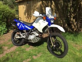Yamaha XT600e 2003. Excellent condition with many high quality extras. The last version of this bike