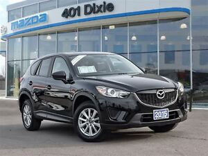 2015 Mazda CX-5 GX w/ AT, BT, Cruise Control, Front Wheel Drive,