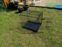 Small dog or puppy dog cage