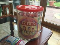Swizzles Double Lollies great for party bags/Halloween treats