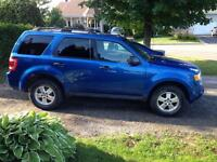 Ford escapeXLT 2011