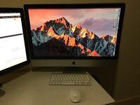 iMac 2011 - i7 - SDD + HDD - 16gig RAM - AMD 6970M (2GB)