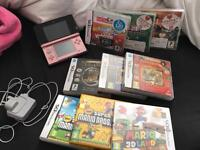 3ds and games with box