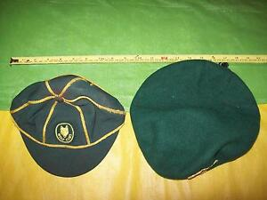 2 Antique Boy Scout Hat-PRICE $25.EACH Or Reasonable Offer for 2