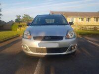 2006 Ford Fiesta 1.4TDCI Zetec Climate £30 Tax Per Year