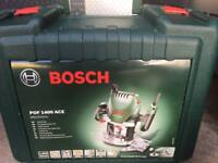 Like new Bosch Router