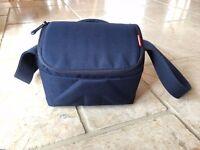 Navy Blue Manfrotto Camera Bag