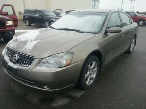 2006 Nissan Altima 2.5 - SAFETY & E-TESTED - NO ACCIDENT