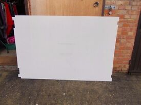OFF WHITE FIBREGLASS SHEETS 1800 X 1200 X 2MM WITH SMOOTH FINISH