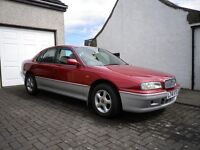 1993 Rover 620i - very low mileage modern classic.