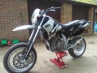 2002 KTM 640 LC4 Supermoto