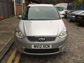 Ford GALAXY Diesel 12REG service and all previous MOT