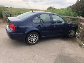 2004 VOLKSWAGEN BORA 1.9 TDI 130BHP-AUTOMATIC-SPARES OR REPAIRS-FAULTY GEARBOX