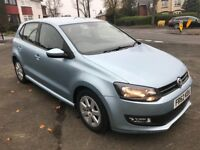 2013 Volkswagen Polo 1.2 BlueMotion TDI Diesel 34k FSH Long MOT Road Tax FREE (golf corsa Ibiza