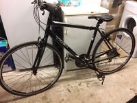 TREK hybrid bicycle 7.1. Wheel size 21inches. Nearly new . £150:00 ono