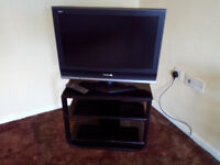 "Panasonic Viera 26"" TV with Stand"