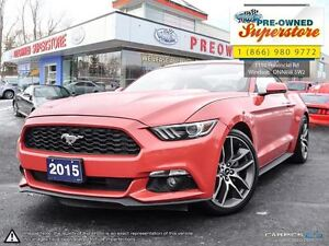 2015 Ford Mustang ***Ecoboost premium manual***