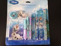 Disney's Frozen Kids Stationery - various items - see pics - prices in details