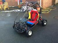 50cc automatic buggy