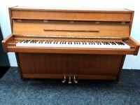 Yamaha Upright Piano Teak Warranty & Stool