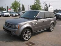 2011 Land Rover Range Rover Sport Supercharged-AWD-LEATHER-NAV-S