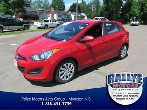 2013 Hyundai Elantra GT GL! Heated! ONLY 38K! EXT Warranty! Trad