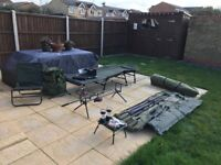carp fishing job lot
