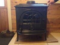 Jotul no8 would burning stove