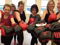 Boxercise fitness offers