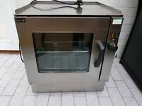 Lincat V6/D Commercial Oven Stainless Steel Cooker