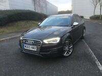 2015 (65) AUDI S3 REPLICA WITH FULL CONVERSION INSIDE OUT **LOOKS AND SOUNDS LIKE A GENUINE S3**