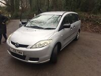 2006 Mazda 5 1.8 7 seater outstanding condition