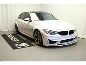 2015 BMW M3 Premium package Suspension adaptative