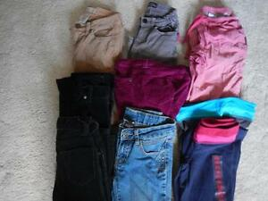 Girls Pants Size 6 - 8