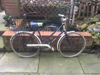 Classic ladies town bike 30 years old !!
