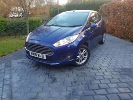 Ford Fiesta Zetec **ONLY 6428 MILES**
