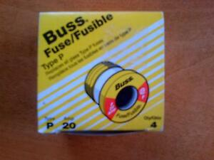 Buss screw-in fuses